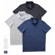 MELVIN STRIPE POLO MC